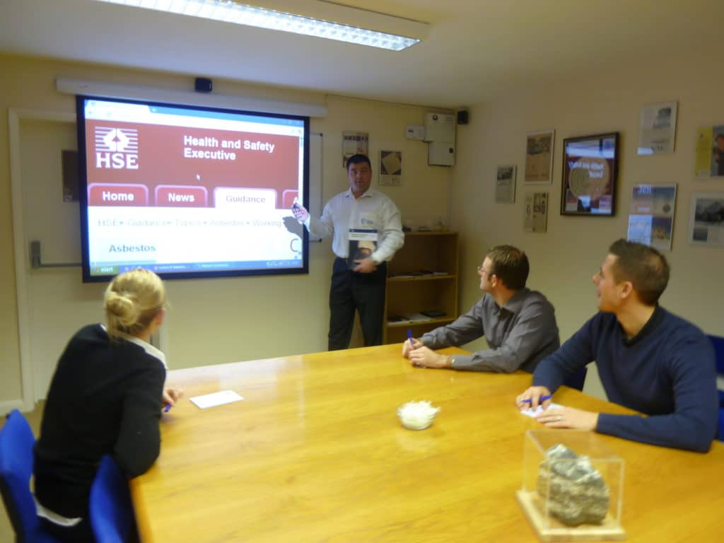 Oracle Solutions Speak at HSE Annual Inspectors Meeting