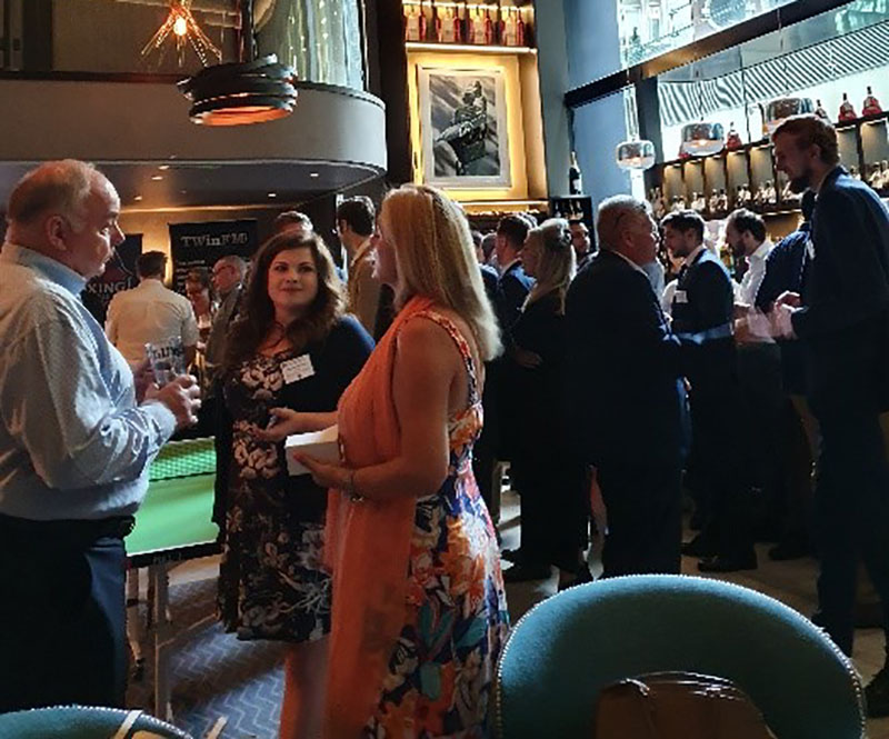 Oracle Attend Construction Networking Events