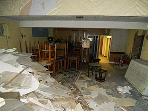 Worker asbestos exposure leads to fine for restaurant owner
