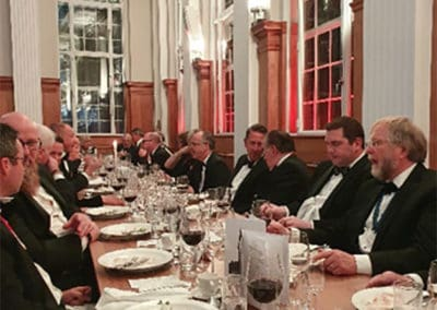 Oracle Attend The Worship Company of Pattenmakers, Facilities Management & Built Environment Annual Dinner 1