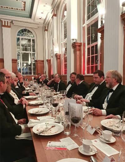 The Worship Company of Pattenmakers Annual Dinner-5