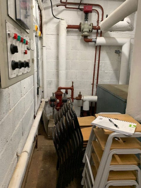Case Study: Urgent Boiler Replacement Facilitated by Oracle to a Solihull School 3