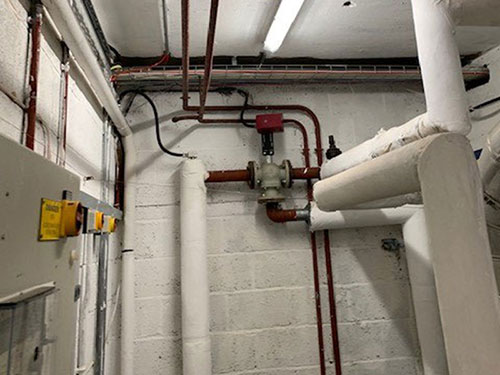 Case Study: Urgent Boiler Replacement Facilitated by Oracle to a Solihull School