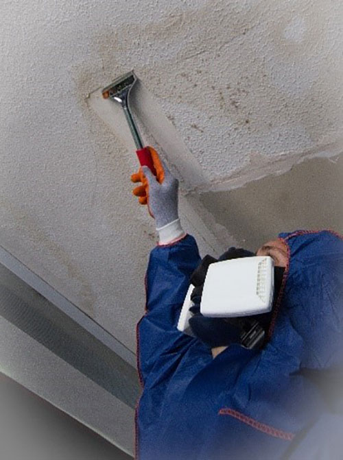Asbestos in Artex Coverings: What You Need to Know
