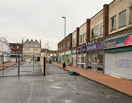 Case Study: Sensitive Town Centre Project