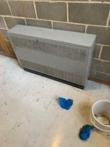 Case Study: Oracle Remove Asbestos Containing Heaters From School 5