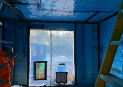 Case Study: Oracle Remove Asbestos Piping From Property Refurbishment 8