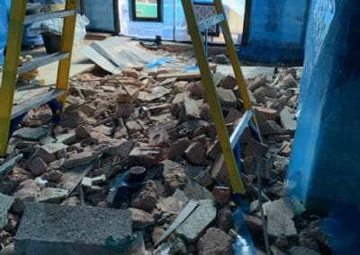 Case Study: Oracle Remove Asbestos Piping From Property Refurbishment 4