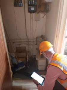 Photo of Asbestos Reinspections