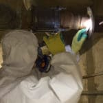 Building contractor hit with fine for asbestos failing at a domestic property project
