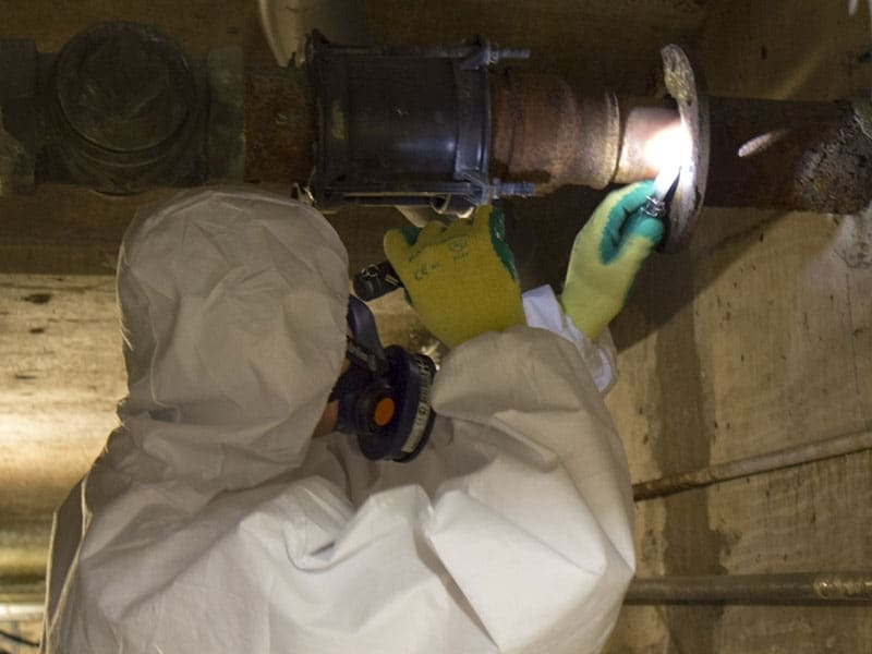 Building contractor hit with fine for asbestos failing at a domestic property project 1