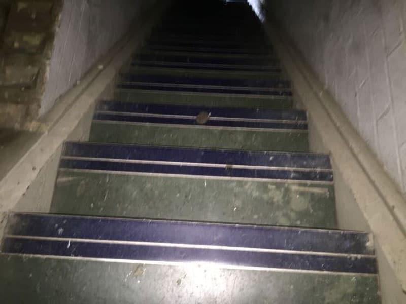 Resin Stair Nosings