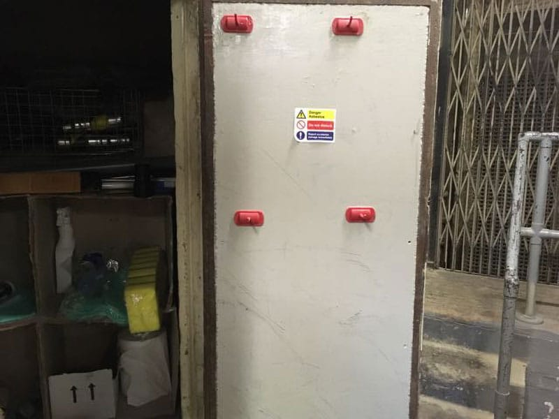 Board Door Linings