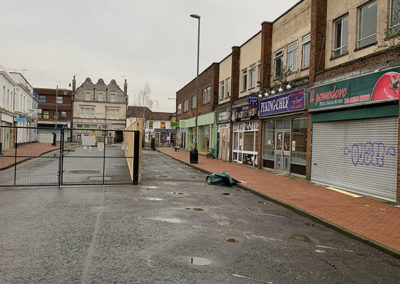 Site Photo from Town Centre Project #2