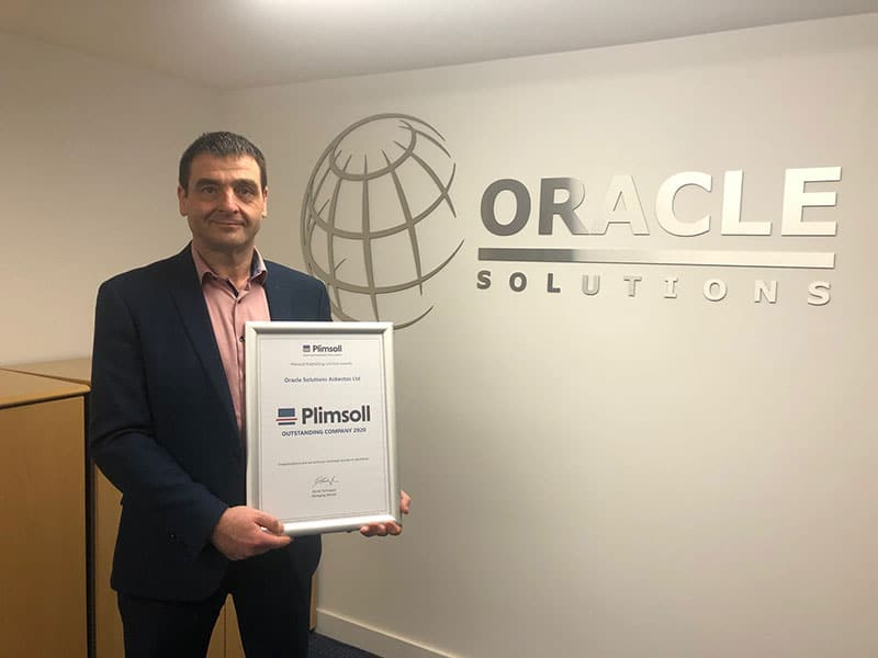 Oracle Solutions recognised for excellence with not one, but two national honours 3