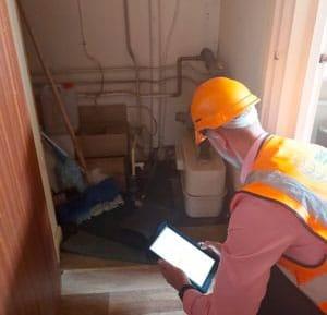 Asbestos Reinspections 1