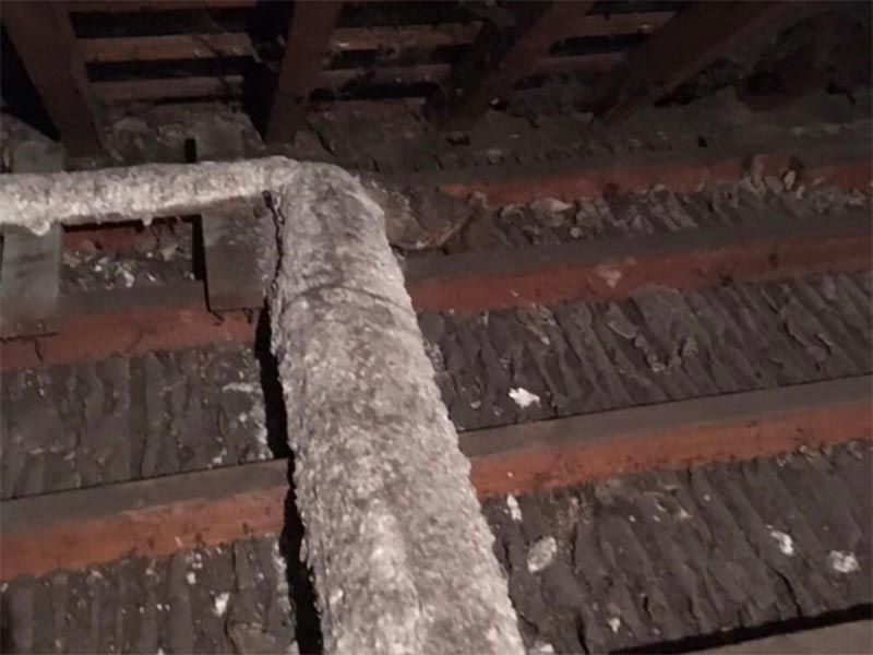 Pipe Insulation or Lagging
