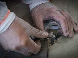 Why should you seek out a UKAS-accredited organisation when commissioning an asbestos survey? 4