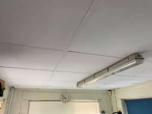 Asbestos Ceilings & Ceiling Tile Removal Cost Guide for 2021 1