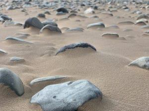Asbestos found to be present in debris on Carmarthenshire beach 1